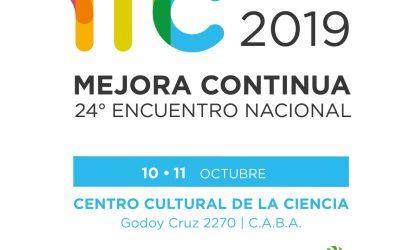 Todo listo para el 24º Encuentro Nacional de Mejora Continua