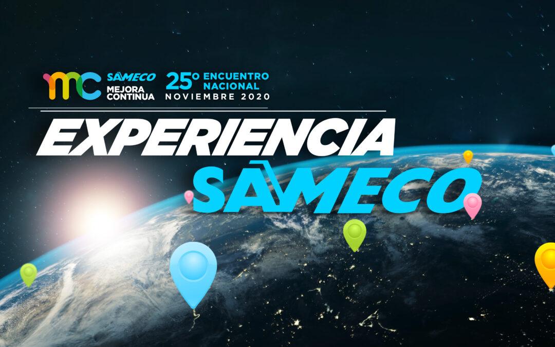 Lanzamos la plataforma Experiencia SAMECO